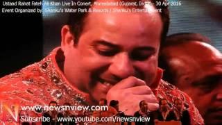 Tere Mast Mast Do Nain Song Dabangg Rahat Fateh Ali Khan Concert Ahmedabad