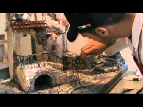 Prima Creazione 2011 di Presepi Gianluca
