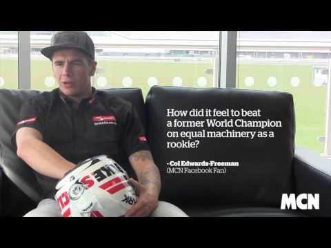 Scott Redding talks sauce, sex and beating Hayden | Interviews | Motorcyclenews.com