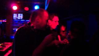 DJ ICS feat. Rascal MC @ Studio 672, Cologne - 26.10.12