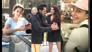 Judwaa 2 Making Videos From Set - Varun Dhawan, Jacqueline Fernandez And Taapsee Pannu Funny Moments