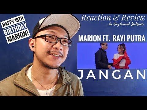 Xxx Mp4 Marion Jola Jangan Ft Rayi Putra REACTION REVIEW Dr Ray Leonard Judijanto 3gp Sex