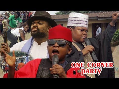 Xxx Mp4 One Corner Party 1 2 2018 Newest Latest Nigerian Movie African Movie Full HD 3gp Sex