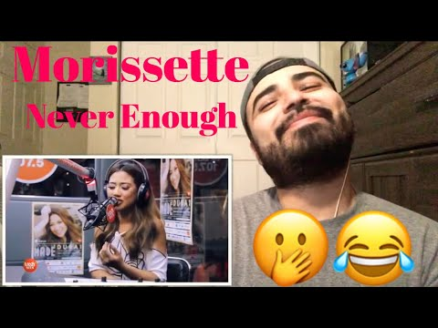 Reaction to Morissette Amon Never Enough On Wish Bus 107.5