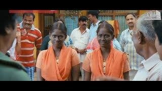 Sivaji the Boss comedy scenes - Meet Angavai and Sangavai