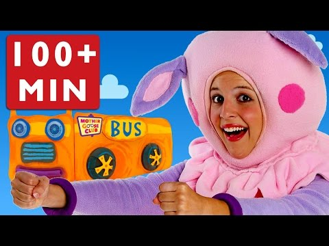 Wheels on the Bus and More Nursery Rhymes by Mother Goose Club Playlist
