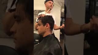 Men's Undercut Haircut Step By Step