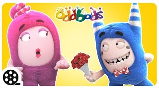 Oddbods | A Boy Girl Thing | Mini Cartoon Movie