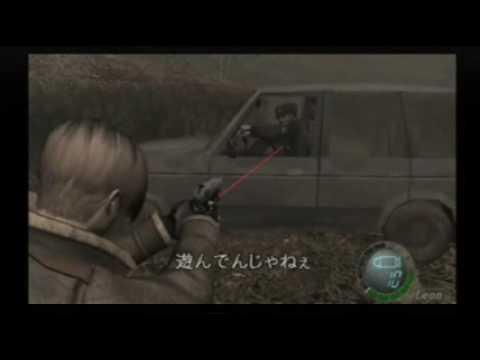 バイオハザード4【Resident Evil4】 実況プレイ 001