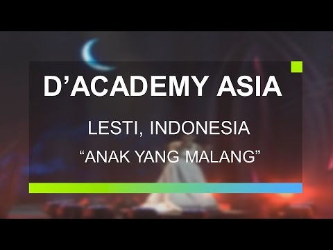 Lesti, Indonesia - Anak Yang Malang (D'Academy Asia Top 6) Mp3
