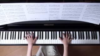 僕の名前を ピアノ back number 映画「オオカミ少女と黒王子」主題歌