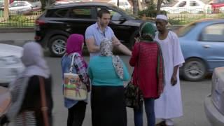 ورطة إنسانية - الحلقة 29 - لو شوفت شخص بيتعرض لإهانه لإنه سوداني ولونه أسود هتعمل ايه ؟- Ramdan 2017