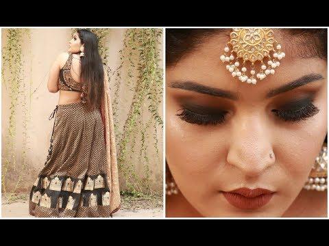 Xxx Mp4 Indian Wedding Guest Makeup Tutorial TheShaadi Saga Shreya Jain 3gp Sex