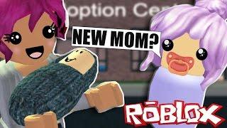 Adopting An Annoying Kid On Roblox!