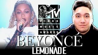 Beyonce - Lemonade [Live at Video Music Awards 2016] REACTION!!!