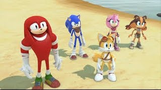 Kids Movies Sonic Boom Episode Sonic Boom Ep 1, 2 English 2015