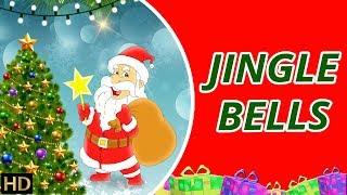 Jingle Bells (HD)   Christmas Songs Collection   Top Christmas Songs for Kids   Shemaroo Kids