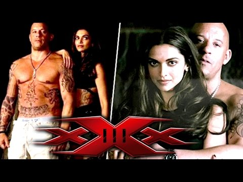 Xxx Mp4 XXX The Return Of Xander Cage Deepika Looks Smokin' HOT In Picture With Vin Diesel Sets Of XXx 3gp Sex