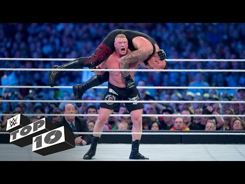 Xxx Mp4 Brock Lesnar S Most Shocking F5s WWE Top 10 3gp Sex