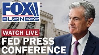 Fed Chair Powell holds news conference as rates remain unchanged