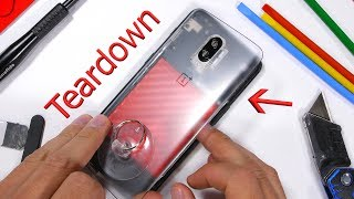 OnePlus 6T Teardown - Can under display cameras be real?