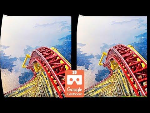 Xxx Mp4 3D Roller Coasters S VR Videos 3D SBS Google Cardboard VR Experience VR Box Virtual Reality Video 3gp Sex