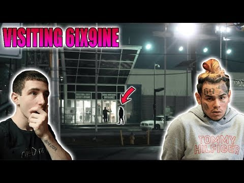Xxx Mp4 I VISITED 6IX9INE IN JAIL This Is What He Said 3gp Sex