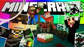 Minecraft Do Not Laugh | GLASS PARKOUR, POKEMON GO! (Funny Moments!)