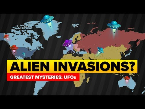 Xxx Mp4 Were These Historic Moments Actually Secret Alien Invasions Greatest Mysteries UFO 3gp Sex