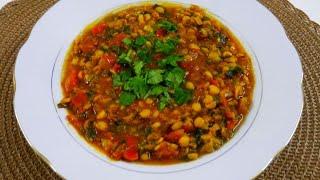 إيدام كاري العدس -ايدام هندي | حلقة 156 سلسلة أطباق الكاري النباتية (4)