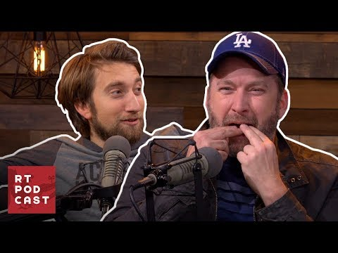 RT Podcast Ep. 474 What Makes Burnie Jealous