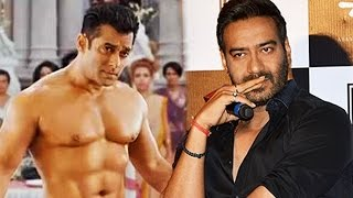 Ajay Devgn To BUILD Body Like Salman Khan