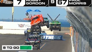 2017 St. Petersburg Race 1 Stadium Super Trucks