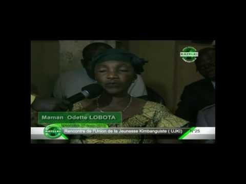 TEMOIGNAGE DE MAMAN ODETTE LOBOTA