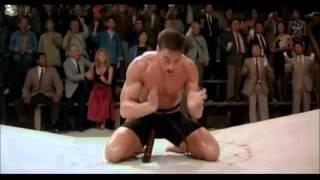 Jean-Claude Van Damme VS Bolo: Bloodsport Final Fight [Boss Fight]