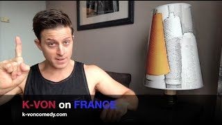 K-von breaks down FRANCE in under 1 minute! (...enjoy the Official Report)
