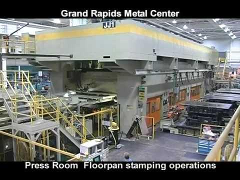 General Motors Grand Rapids Stamping Operations