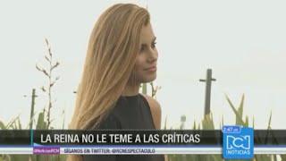 Miss Colombia 2015 Ariadna Gutierrez Lista para el Miss Universo