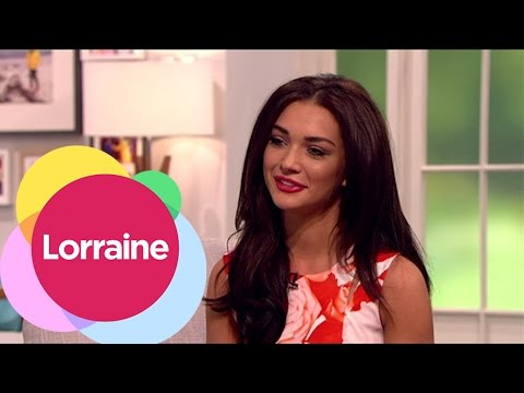 Xxx Mp4 Amy Jackson On Bollywood And Coming Home Lorraine 3gp Sex