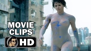 GHOST IN THE SHELL All Movie Clips (2017) Scarlett Johansson Sci-Fi Action Film HD