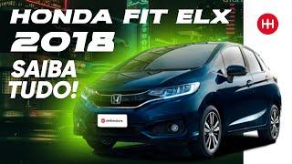 Honda Fit 2018 - Teste Webmotors