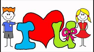 I Love You, You Love Me (from the Barney cartoon show)