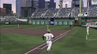 MLB 14 The Show: Jack Hammer Pirates vs Washington & The New York Mets - EP16