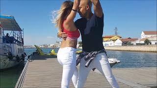 Axel -  Fogo Na Noite   Kizomba por Ben Pedrosa & Ana Guerreiro