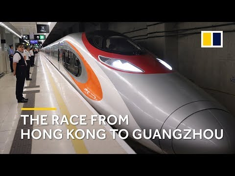 Is Hong Kong S High Speed Railway The Fastest Way From A To B We Re Putting It To The Test
