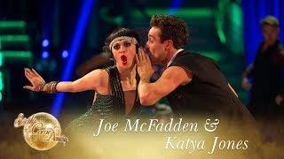 Joe and Katya Samba to 'Money Money' from Cabaret - Strictly Come Dancing 2017