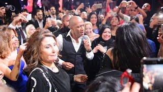 فيفي عبده ترقص بچاكيت محمد رمضان .. من فرح كريم السبكي و شهد رمزي