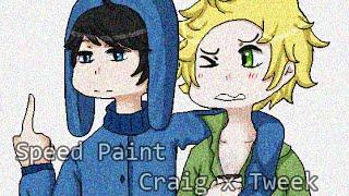 SPEEDPAINT: [Craig and Tweek]