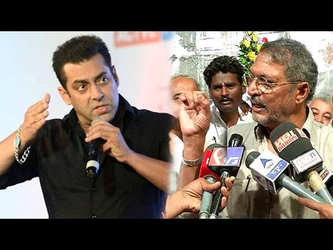 Xxx Mp4 ANGRY Salman Khan On Nana Patekar S INSULT To His Pakistani Actors Are Not Terrorists Comment 3gp Sex