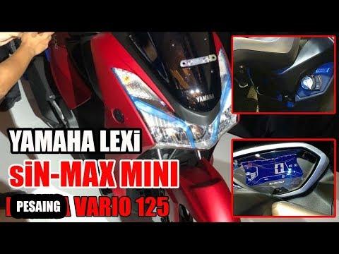 Xxx Mp4 KEREN FITURNYA Yamaha Lexi 125 Adik Nmax Pesaing Honda Vario 125 3gp Sex